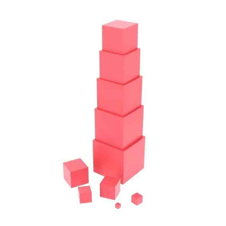 La tour rose, chez mes tendances bios, nature et découvertes...