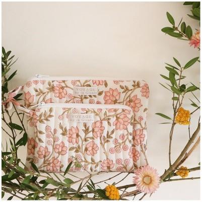 lot-de-2-pochettes-fleurs-roses