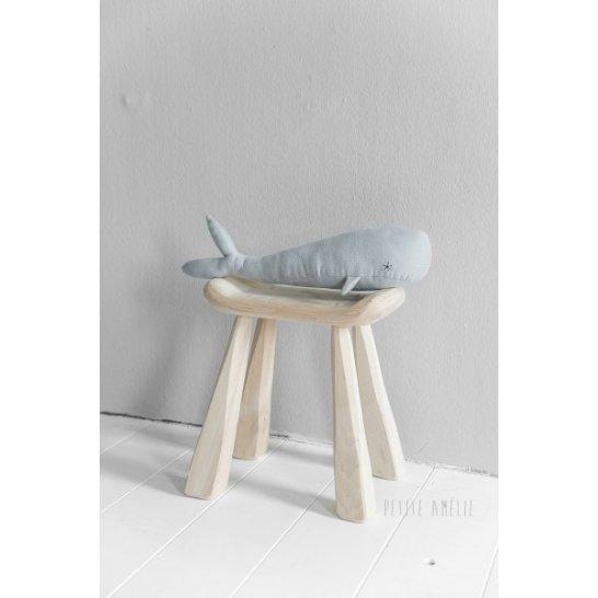 doudou baleine bleue